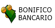 Eshop online bonifico bancario